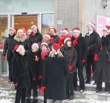 Kerstoptredens 2015